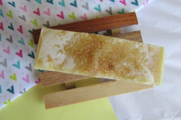 Sugar Topped Soap