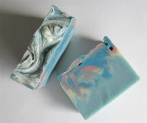 Handmade soap can help your skin to have a healthy glow.