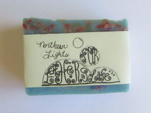 Northern Lights Artisan Soap