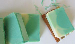 Kiss of Killarney Handmade Soap